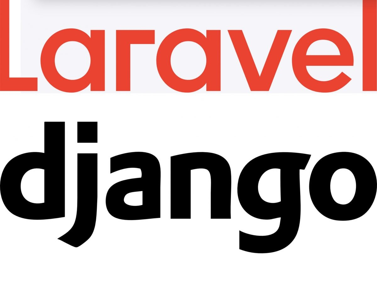 Laravel and Django are two of the most popular web backend frameworks.