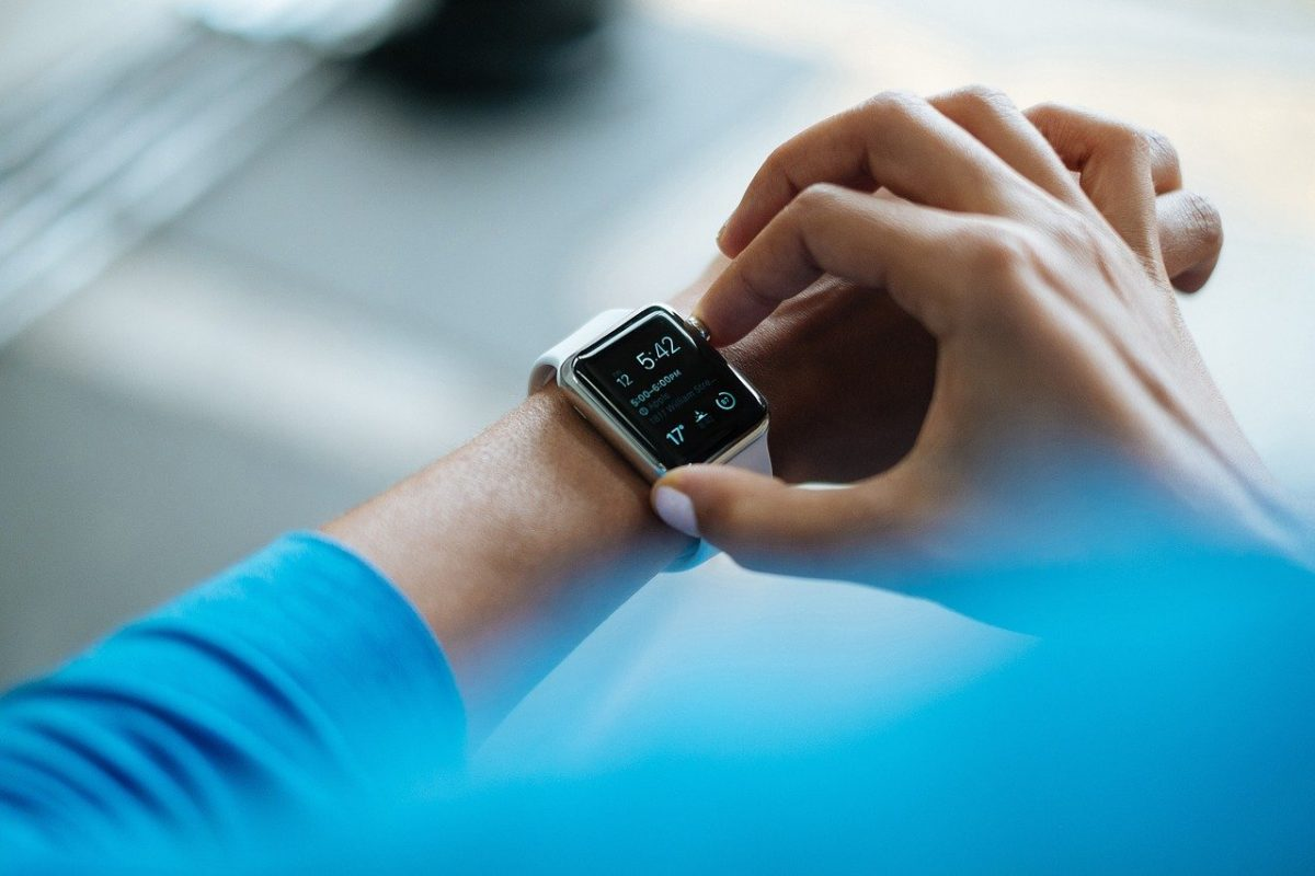 Smart watches are new technologies that are disrupting the present enterprise web application industry.