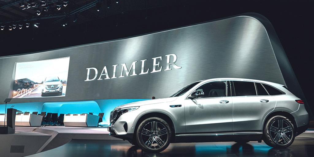 La ubicación de Daimler podría conducir a un sistema mejorado
