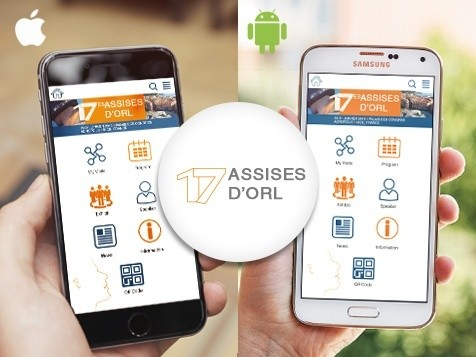 Project: Assises ORL iOS and Android App