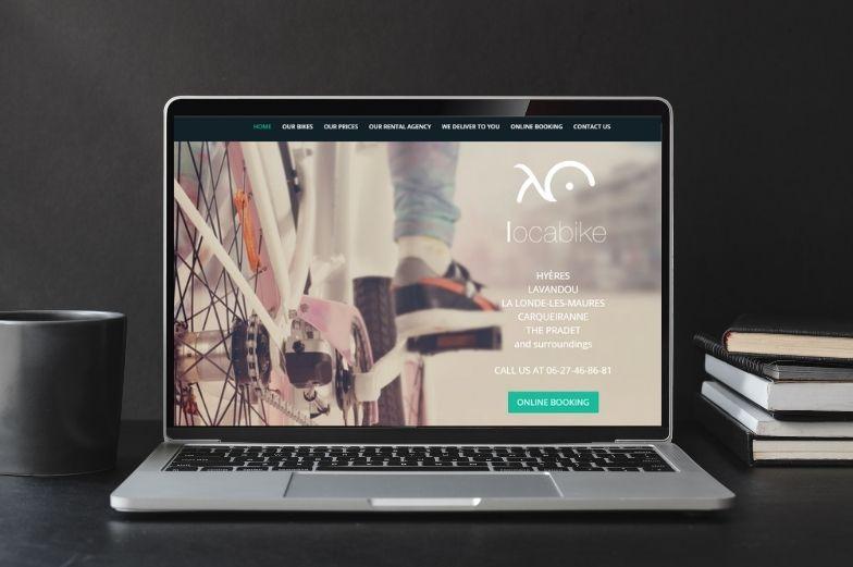 Projet : Site web de Loca Bike
