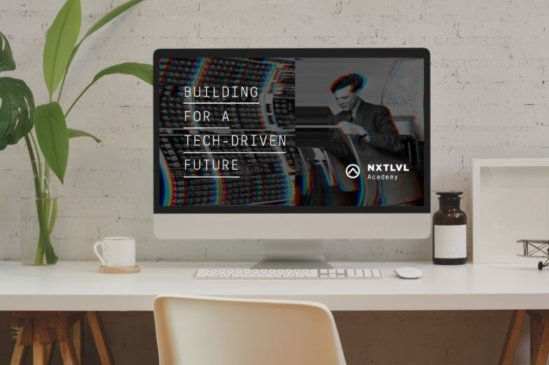 Project: Nexlvl Academy Web Application