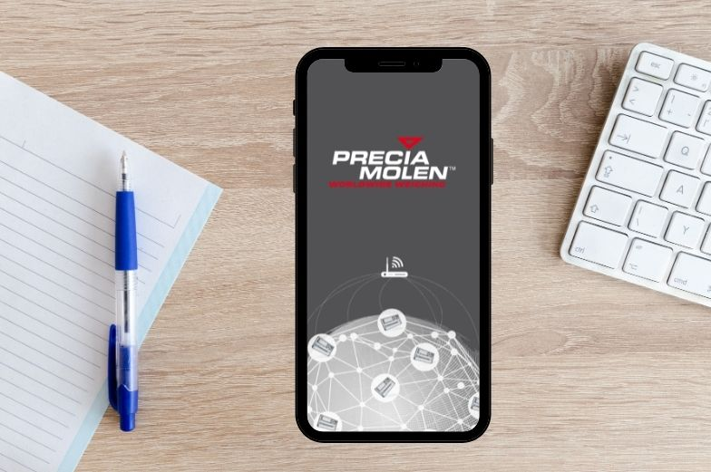 Project name: Precia Molen i40BS Android and iOS Mobile App