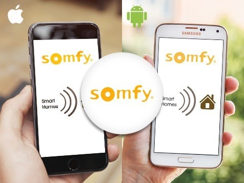 Project: Somfy iOS and Andriod App