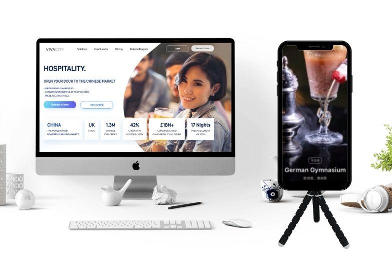 Nom du projet : Viva City Web App